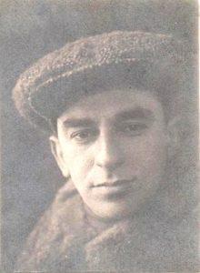 Элизер (Зяма) Гинзбург. Племянник Сендера. Ленинград 1929 г.