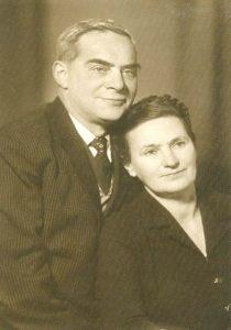 Анатолий и Гита Вирновские