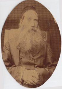 Герш Гинзбург — Отец Сендера Гинзбурга