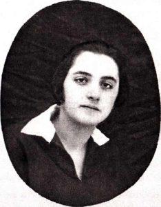 Мама Добромыслина Роза Марковна