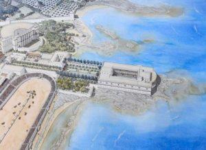 Реконструкция дворца Ирода Великого