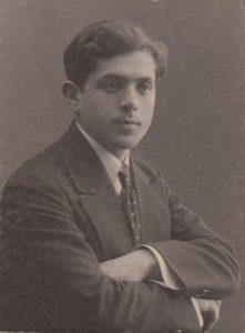 Владимир Наумович Брук. Баку. 1913 г.