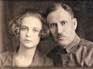 Александр Осипович Печковский и Клара