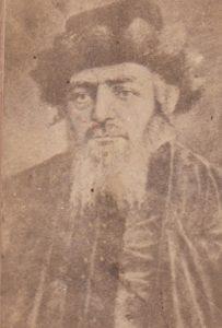 Яков-Ицхак Тверский, первый Макаровский Рабби