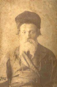 Мой дед Йехиэль Михель Шапиро