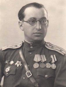 Михаил Шапиро, 1946 год, 2 ноября