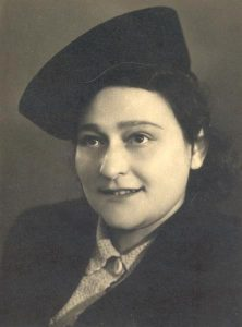 Сарра Шапиро, 1930 год, Ленинград