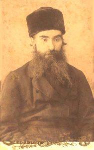 Мой отец Хаим Авраам Шапиро