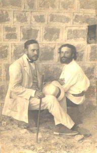 Биньямин Шапиро Йосеф Шапира, 1913 год, Кинерет