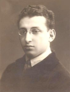 Михаил Шапиро, 1929 год, апрель