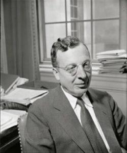 Макс Ловенталь, человек, по словам Клиффорда, сделавший больше других для признания Израиля