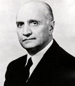 Лой Хендерсон, начальник ближневосточного отдела в Госдепартаменте США