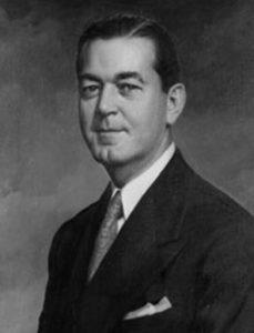 Роберт Ханнеган, высокопоставленный функционер Демократической партии, близкий друг и советник Гарри Трумэна