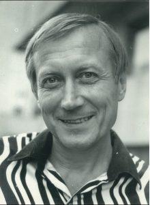 Евгений. Евтушенко. 1980-е гг. Фото автора