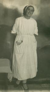 Мария Наумовна Брук 1927 г.