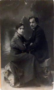 Беньямин и Гута Карасик