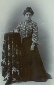 Казимира Владимировна Вярковская-Земан