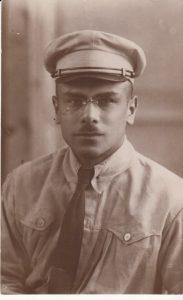 Георгий Земан. 1926 г.