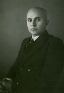 Академик Г.А. Али-Заде 1975 г.