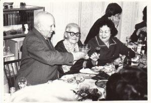 Гамбай Аскерович Ализаде, Мария Наумовн Брук, вторая жена Гамбая Аскеровича — Тамара Измайловна