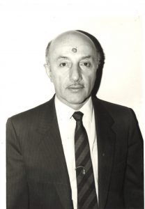 Борис Григорьевич Егиазаров