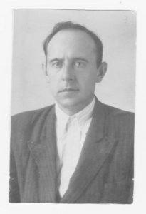 Иван Антонюк в 1960-х годах