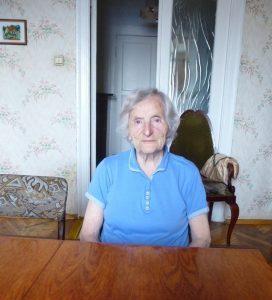 Софья Мельник (Шуберт). Ровно, 17 июня 2017г.