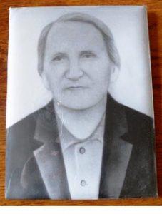 Рейзя Шуберт (Бараш), примерно в 1930-х годах