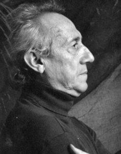 Юлий Вайсман (фотография из архива автора, сделана Александром Гофайзеном)