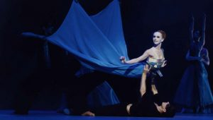 «Русалочка» в Копенгагене. На сцене ― Сильвия Ацциони, 2005