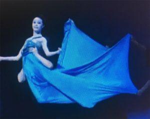 «Русалочка» в Сан–Франциско. На сцене ― Юан Юан Тэн, 2011