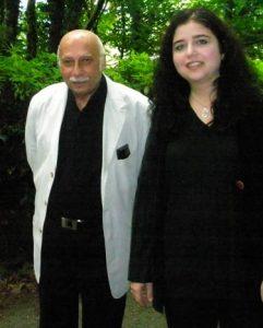 С Гией Канчели