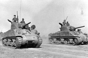 Первые танки ЦАХАЛа:Танк M4 Sherman