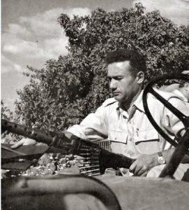 Феликс Беатус —командир 82-го танкового батальона