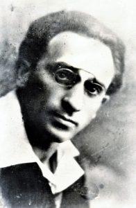 И.М. Миндлин. 20-е гг. Личный архив Ф. Миндлина