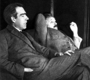 Бор и Эйнштейн
