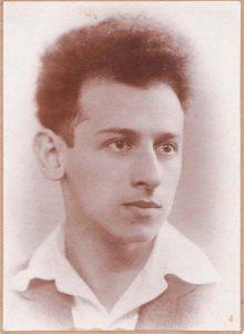 Мой папа Яков Иосифович Рабинович. 1935г.