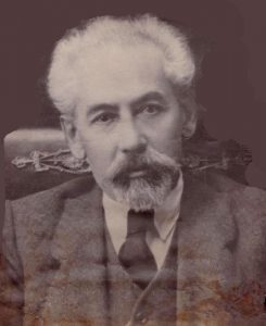 Мой дедушка Иосиф Ефимович (Йосель Хаимович) Рабинович. 1925(?)