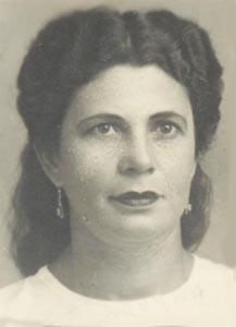 1957 год. Гитель Копелевна Скульская