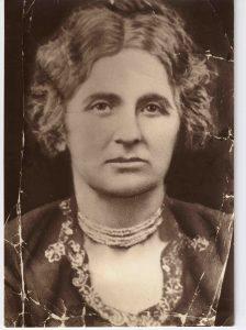 Моя прабабушка Хава Львовна Тарадай