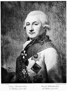 Адмирал Хосе де Рибас-и-Буйенс, в России ― Иосиф (Осип) Михайлович ДерибАс. Первый градоначальник Одессы