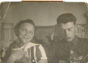 Мария Исааковна и Яков Климентьевич Блох, 1930-е годы, Харьков