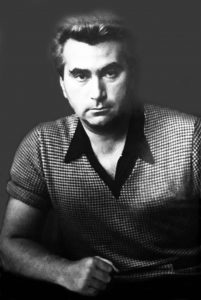 Поэт и спортсмен Исаак Борисов