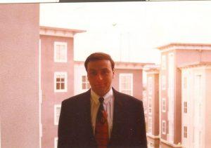 Александр Леонидович Абрамский, Сан-Франциско, 1998 г.