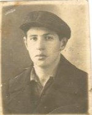 Виктор Исаакович Сорокин, 1932 г.