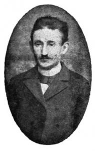 М.-З. Фейерберг (из мемориальной книги «Звил»)