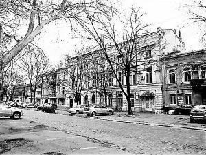 Здание на Еврейской, 55 в Одессе, где находился Клуб еврейских ремесленников и промышленников.