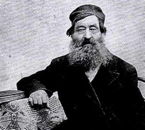 Рабби Михл, отец Хаима Давида и дед Цви, Авраама, Шломо и Рахели