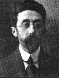 Хаим Давид Розенштейн в последние годы жизни