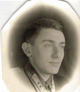 Яков Иосифович Соловейчик, 1941 год